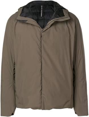 Arc'teryx padded hooded jacket