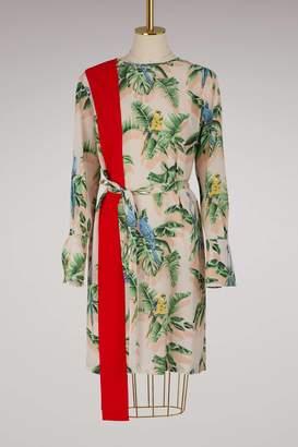 Stella McCartney Sansa silk dress