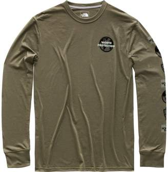 The North Face Global Bottle Source Long-Sleeve T-Shirt - Men's