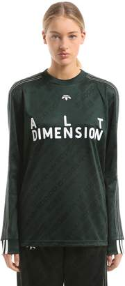 Alt Dimension Long Sleeve Soccer Jersey