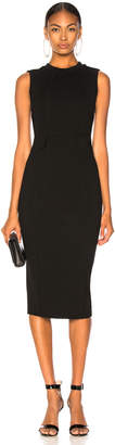 Victoria Beckham Signature Crewneck Dress