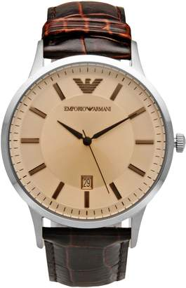 Emporio Armani Wrist watches - Item 58019413HV