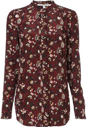 Veronica Beard floral print shirt
