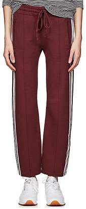 Etoile Isabel Marant Women's Dobbs Striped Track Pants - Wine