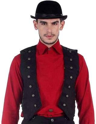 Lafayette ThePirateDressing Steampunk Victorian Costume Vest Jacket