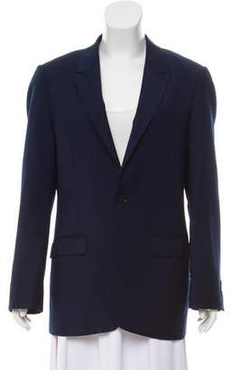 Reiss Structured Wool-Blend Blazer