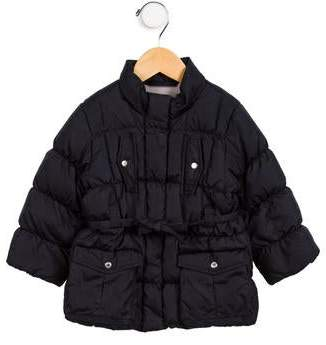 Dolce & Gabbana Boys' Quilted Puffer Jacket