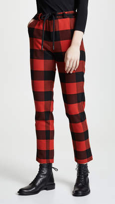 Scotch & Soda Tailored Check Pants