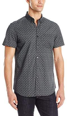 Kenneth Cole Reaction Men's Ss BDC Faded Dmnds