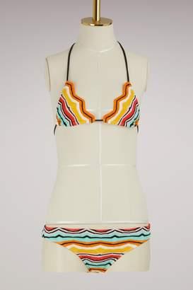 Missoni Knit bikini