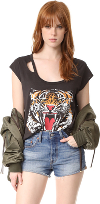Chaser Le Tigre Tee $60 thestylecure.com