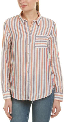 Jachs GF Girlfriend Stripe Shirt