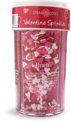Sur La Table Dean Jacob's Valentine Sprinkles