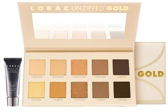 Lorac 'Unzipped Gold' Eyeshadow Palette - No Color $42 thestylecure.com