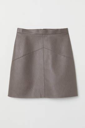 H&M Short Skirt - Beige