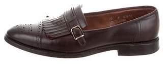 Allen Edmonds Kiltie Accent Round-Toe Loafers