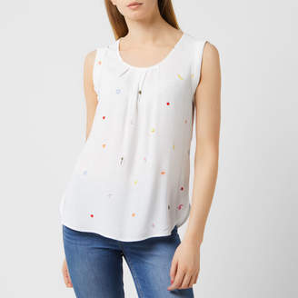 Joules Women's Alyse Sleeveless Top