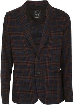 Tonello T Jacket T-jacket By Patterned Blazer