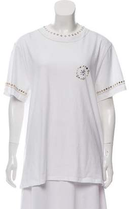 Opening Ceremony Short Sleeve Top