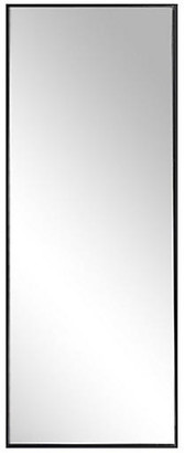 One Kings Lane Exton Floor Mirror - Black