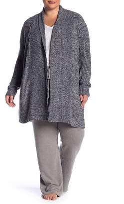Barefoot Dreams Montecito Open Knit Cardigan (Plus Size)