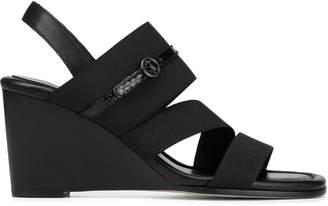 Donald J Pliner LEIGH, Elastic Wedge Sandal