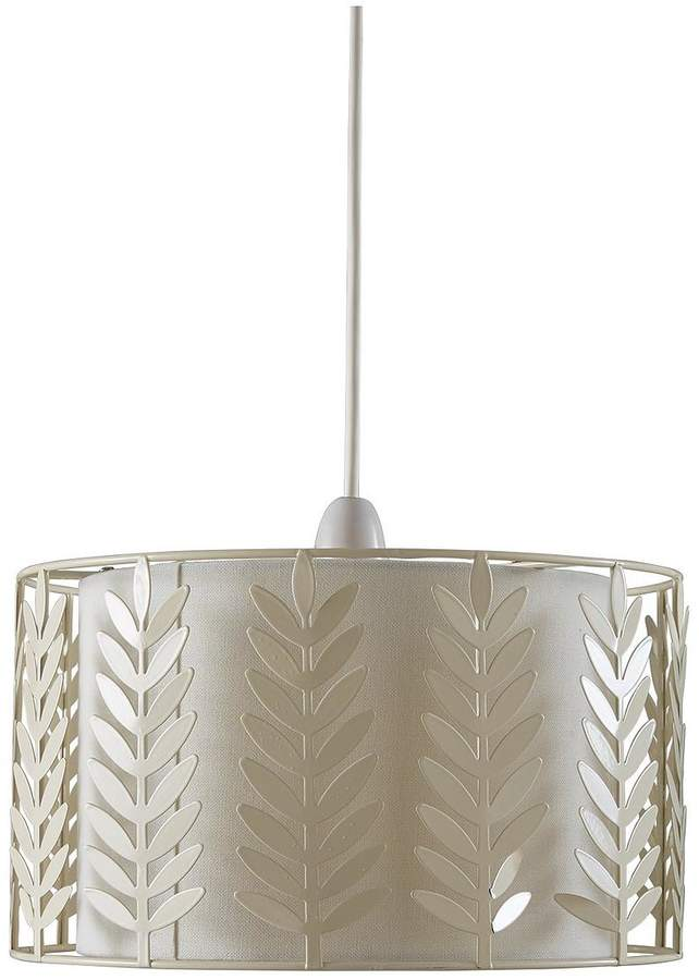 Non-Electric Leaf Pendant Lightshade