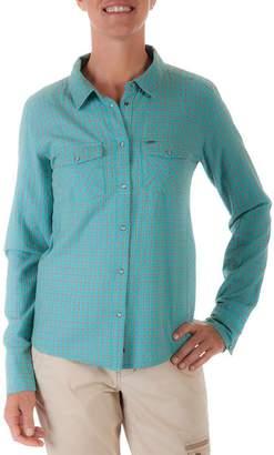 Mountain Khakis Sidesaddle Plaid Shirt - Long-Sleeve - Women's