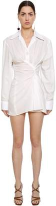 Jacquemus La Tunique Maceio Shirt Dress
