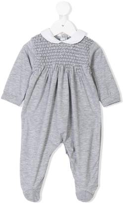 Siola diamond smocked pajamas