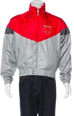 Descente Colorblock Woven Jacket