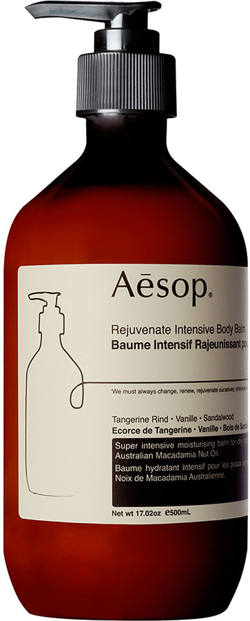 Aesop Aesop Rejuvenate intensive body balm 500ml