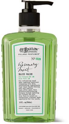 C.O. Bigelow Rosemary Mint Hand Wash, 295ml - Green