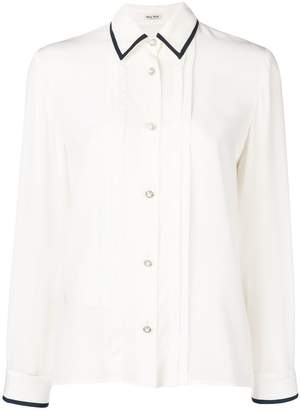 Miu Miu long-sleeve shirt