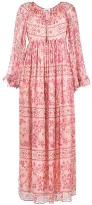 Zimmermann long bohemian dress
