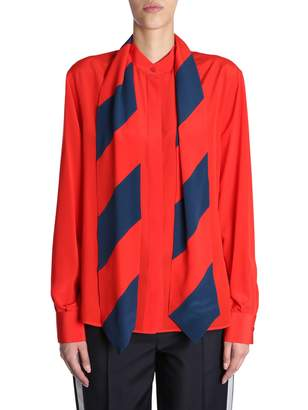 Givenchy Crepe De Chine Shirt