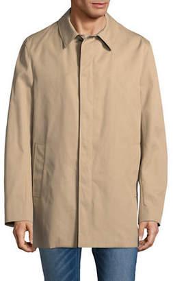 Aquascutum London Berkeley Wool Raincoat
