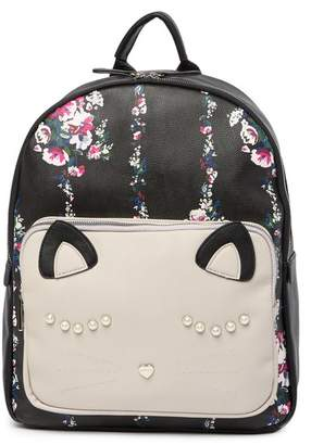 Betsey Johnson Animal Backpack