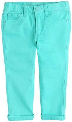 Pumpkin Patch Grazer Jeans - Green, Size 0-3m