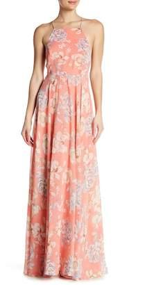Meghan LA Midinight Maxi Dress