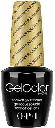 OPI Gel Nail Color, Oy Another Polish Joke, 0.5 Ounce