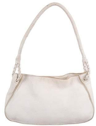 Bottega Veneta Vintage Leather Shoulder Bag