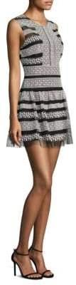 BCBGMAXAZRIA Sleeveless Lace Dress