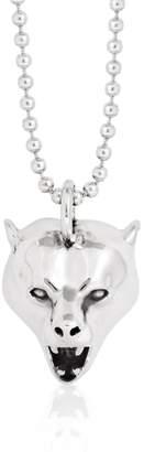 Strange Fruit - Bear Pendant Silver