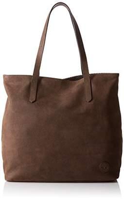 Timberland Women's TB0M5486 Tote Bag Brown