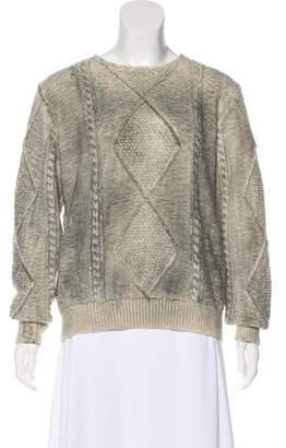 MM6 MAISON MARGIELA Knit Wool Sweater