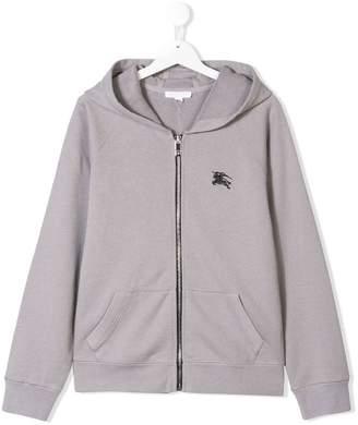 Burberry TEEN Equestrian Knight hoodie