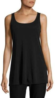 Eileen Fisher System Silk Tank Top