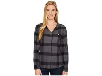 Mountain Hardwear Pt. Isabel Long Sleeve Shirt Women's Long Sleeve Button Up