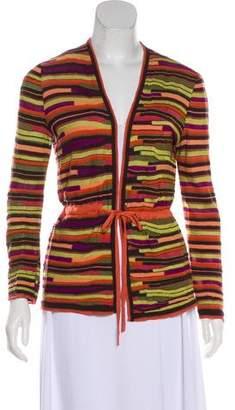 Missoni Textured Wool Cardigan
